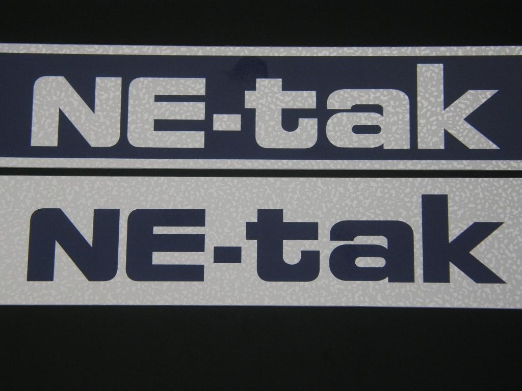 「メタルミスト」ミスト模様の銀色蒸着PET使用シール・ラベル素材