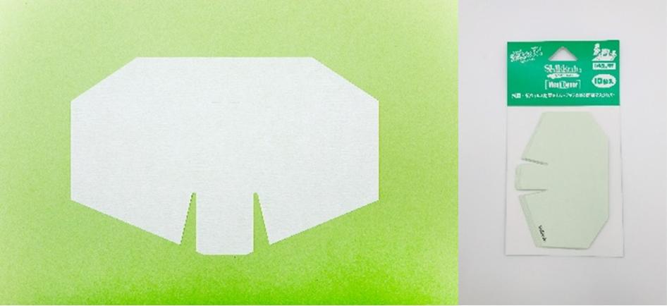 「蓄光ラミネート」印刷物に後貼りで蓄光性を付与するラミネート
