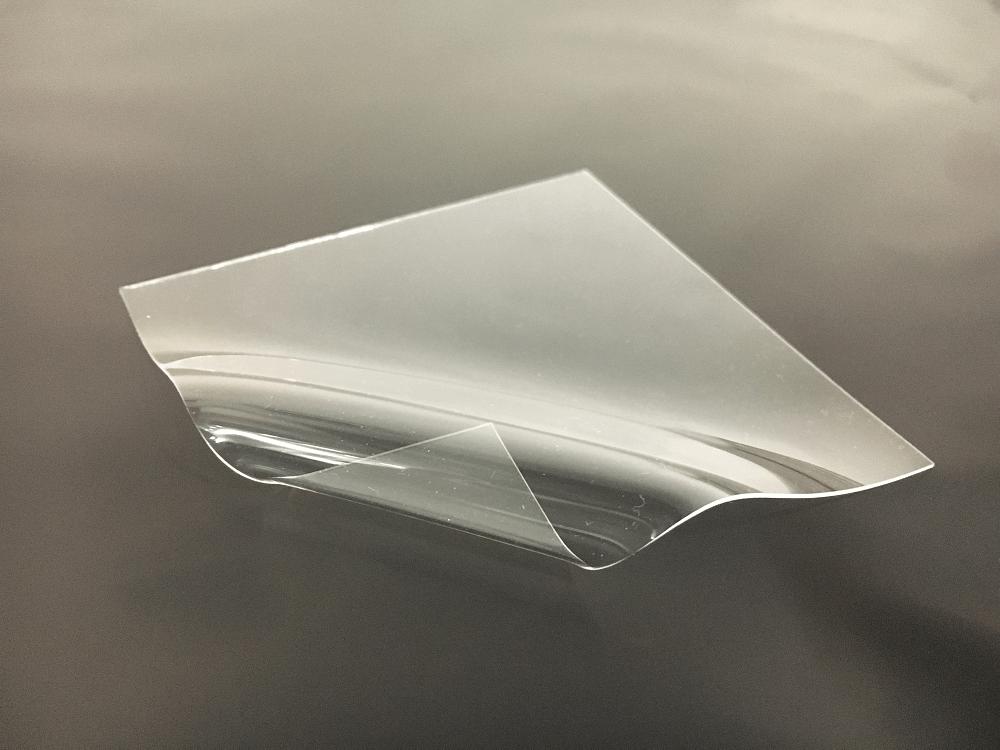 「SI-G500」自己吸着性と透明性に優れたシリコーンシート